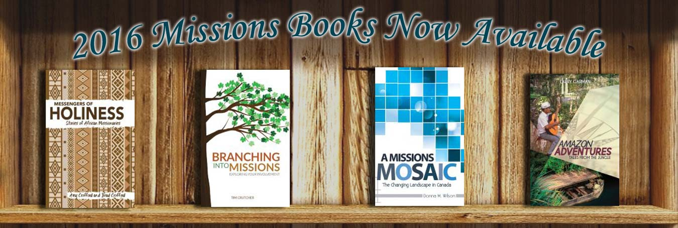 2016 Mission Books